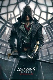 Assassins Creed Syndicate Big Ben - plakat