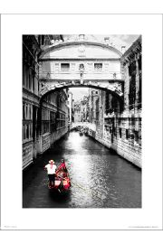 Bridge Of Sighs - art print