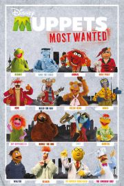 The Muppets 2 Most Wanted Kompilacja - plakat