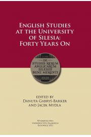 English Studies at the University of Silesia