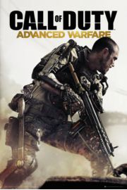 Call of Duty Advanced Warfare Cover - plakat