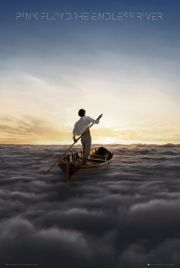 Pink Floyd The Endless River - plakat