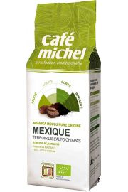 Kawa Mielona Arabica Meksyk Fair Trade Bio 250 G - Cafe Michel