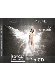 Sky & Sky of Angels, 432 Hz, 2 CD