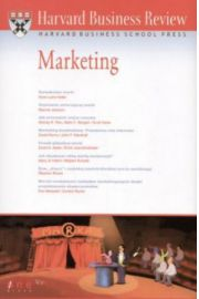 Harvard Business Review. Marketing