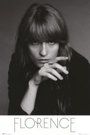 Florence AND The Machine - plakat