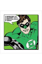 Green Lantern Brightest Day - reprodukcja