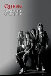 Queen Absolute Greatest - Freddie Mercury - plakat