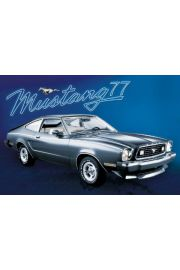 Ford Mustang 77 - plakat