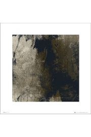 Abstract Black - art print