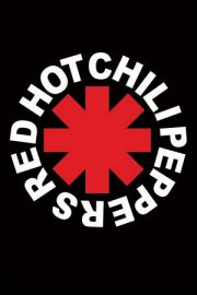 Red Hot Chili Peppers Logo - plakat