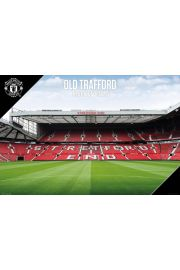 Manchester United Old Trafford - plakat