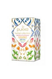 PUKKA Herbal Collection, 4 x 5 rodzajow