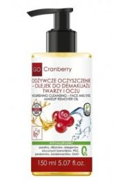 GoCranberry, Olejek do Demakija�u Twarzy OCM, 150 ml