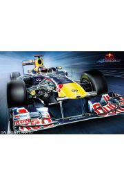 Bolid Red Bull Racing Formu�a 1 - plakat