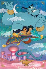 Alladyn A Whole New World - plakat