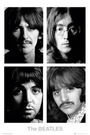 The Beatles White Album - plakat