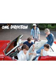 One Direction Cadillac - plakat