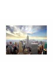 Manhattan, New York - plakat premium