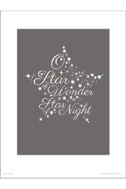 Christmas Star Wonder - plakat premium