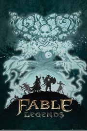 Fable Legends White Lady - plakat