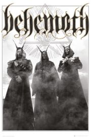 Behemoth The Satanist - plakat