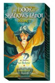 Tarot Księga Cieni cz.2 - The Book of Shadows Tarot Vol.2