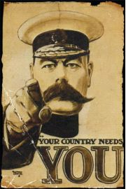 Your country needs you - Patriotyzm - plakat