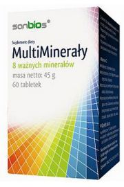 MultiMinerały 60 tabl.