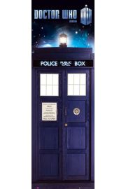 Doctor Who - Tardis - plakat