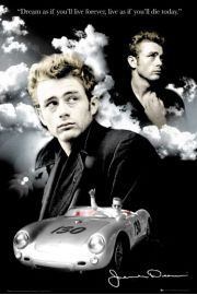 James Dean Marzenia - plakat
