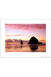 Tom Mackie Islands - art print