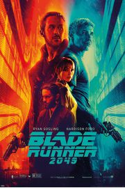 Blade Runner 2049 Fire & Ice - plakat