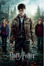 Harry Potter 7 część 2 one sheet - plakat
