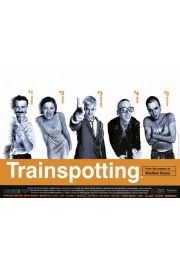 Trainspotting Bohaterowie - plakat