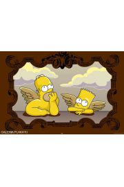 The Simpsons Anio�ki Rafaela - plakat