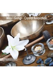 Crystal relaxation - Tibetan Bowls AND Gongs - Daria Betańska
