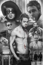 Fight Club Podziemny Krąg Mix - plakat