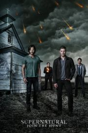 Supernatural Church - plakat