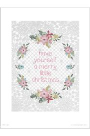 Christmas Little - plakat premium