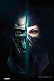 Dishonored 2 Twarze - plakat