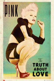 Pink - The Truth About Love - plakat