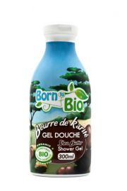 Born to Bio, �el pod prysznic Mas�o Shea, 300 ml