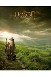 The Hobbit - Gandalf - plakat