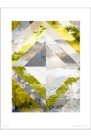 Abstract Landscapes Paint - art print