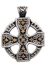 Runic Celtic Cross