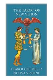 Tarot of The New Vision, wersja mini
