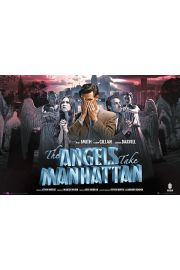 Doctor Who - The Angels Take Manhattan - plakat