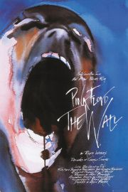 Pink Floyd The Wall - plakat