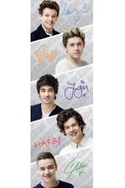One Direction Band - plakat